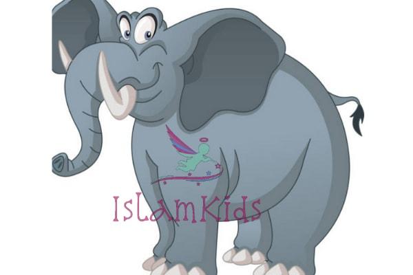 الفيل كرتون للاطفال